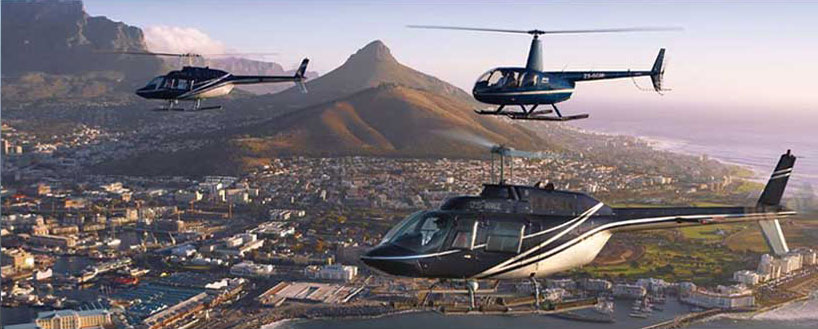 Things to do – Scenic Helicopter Flights
