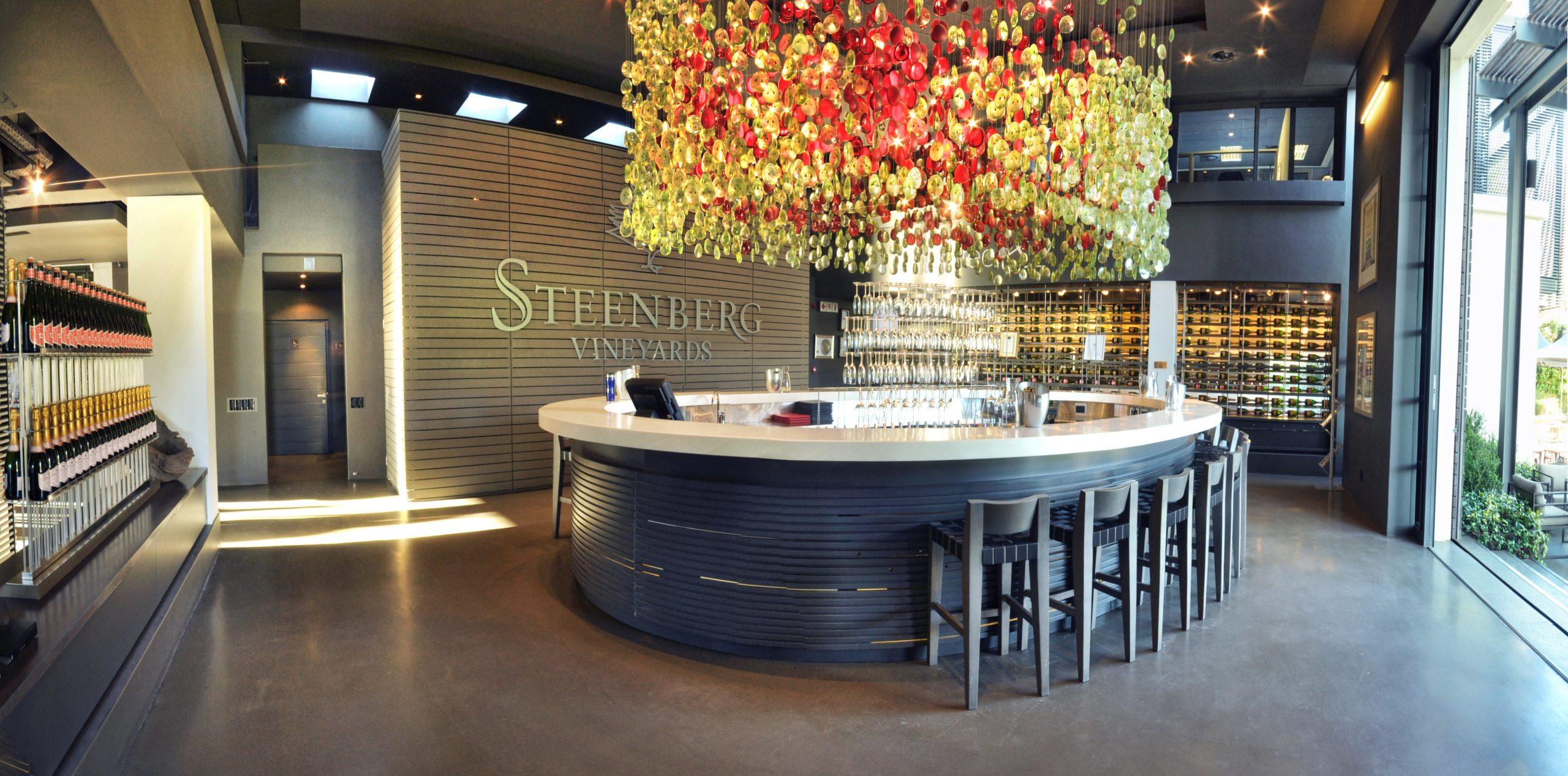 Steenberg Vineyards Tasting Room