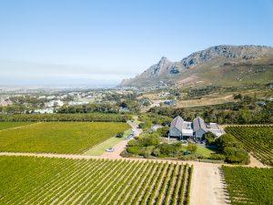 Aerial View of Steenberg