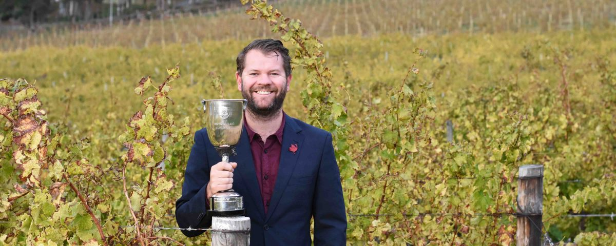 Steenberg wines Museum Class Trophy at Old Mutual Trophy Wine Show