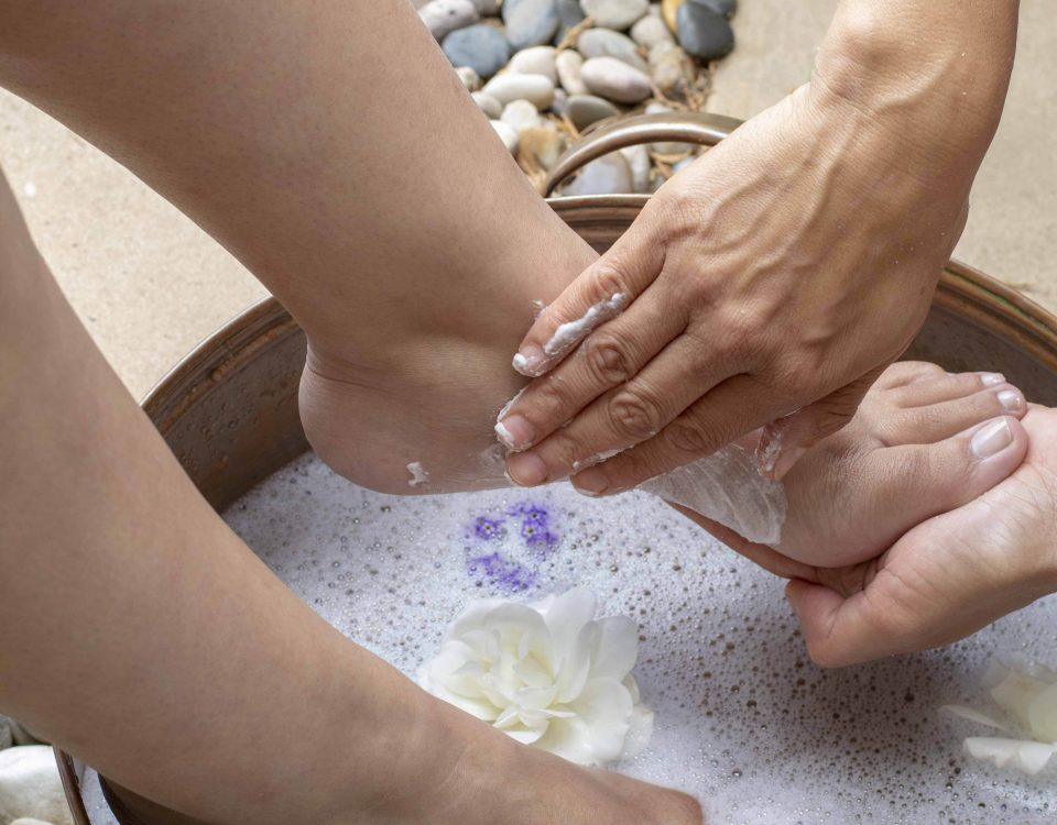 Steenberg Spa Foot Treatment