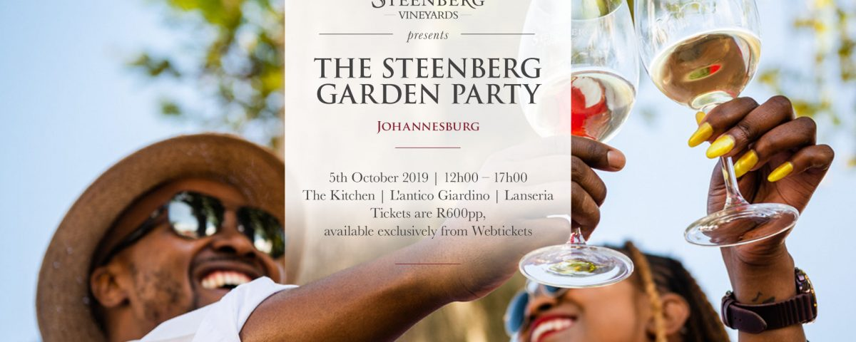 STEENBERG GARDEN PARTY 2019 – JOHANNESBURG