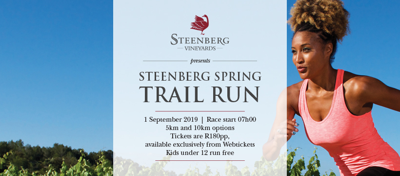 STEENBERG SPRING TRAIL RUN