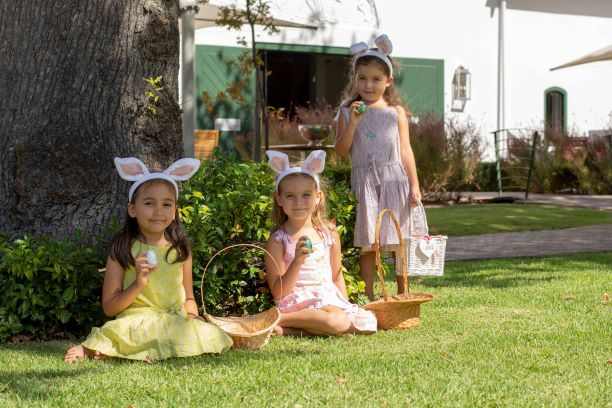 EASTER AT STEENBERG