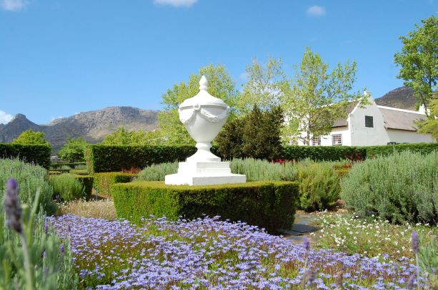 THE GARDENS OF STEENBERG HOTEL