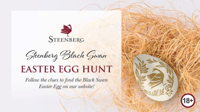Steenberg the black swan easter egg hunt