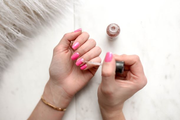 THE PERFECT MANICURE OR PEDICURE AT HOME