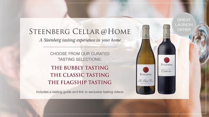 STEENBERG CELLAR @ HOME