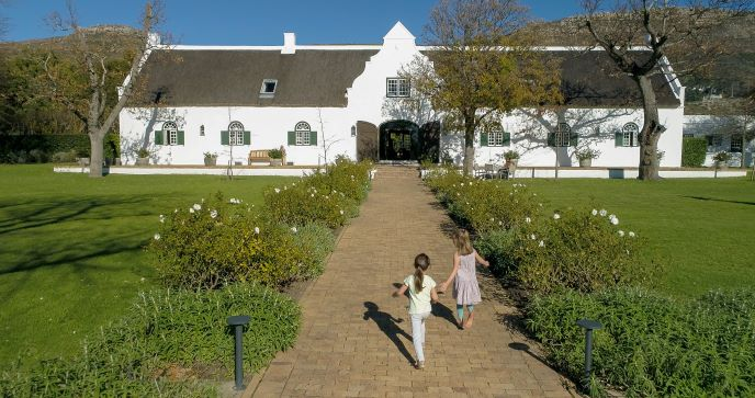 CHILDREN STAY FOR FREE AT STEENBERG HOTEL & SPA