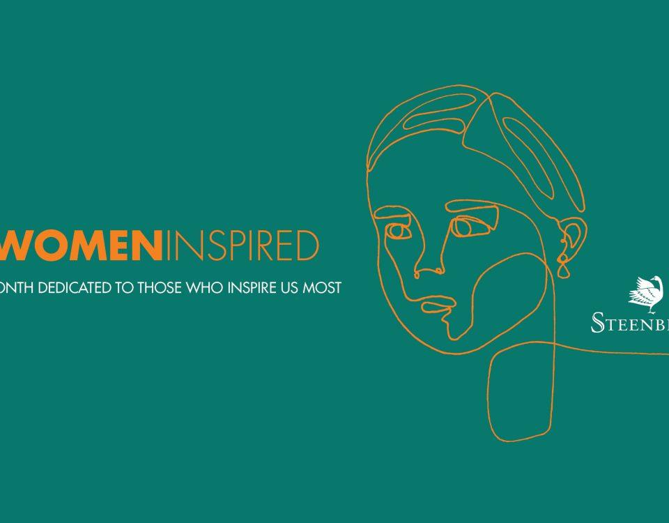 #WomenInspired this Women's Month